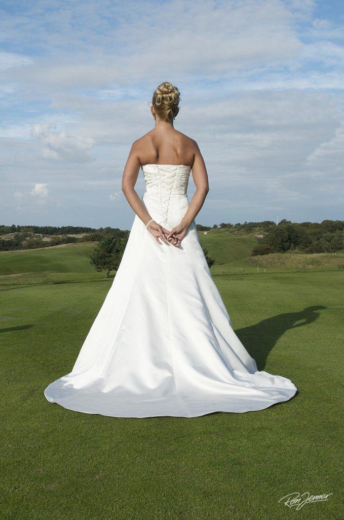 Bruidsfoto, huwelijk , trouwerij